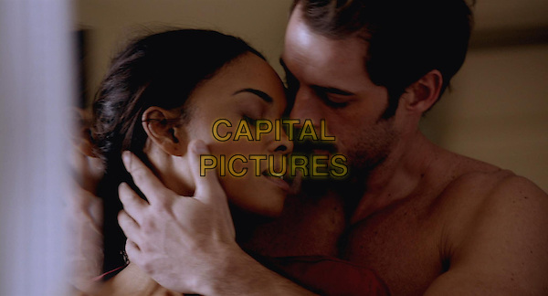 Sharon Leal and William Levy<br /> in Addicted (2014)<br /> *Filmstill - Editorial Use Only*<br /> CAP/NFS<br /> Image supplied by Capital Pictures