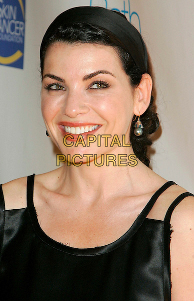 JULIANNA MARGULIES.The Skin Cancer Foundation's Annual Skin Sense Award Gala at the Pierre Hotel, New York, New York, USA..October 11th, 2006.Ref: ADM/JL.headshot portrait.www.capitalpictures.com.sales@capitalpictures.com.©Jackson Lee/AdMedia/Capital Pictures.