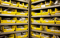 Manda Machine Company based in Dallas, Texas, USA, Tuesday, February 22, 2011. Manda Machine Company makes metal parts used in machinery in aeronautics, oil and gas, mining, and packaging industries...Matt Nager for Bloomberg News