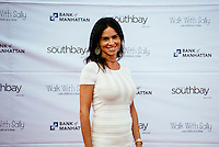 Betsy Russell attends Walk With Sally's 8th Annual White Light White Night on July 19, 2014 (Photo by Tiffany Chien/Guest Of A Guest)