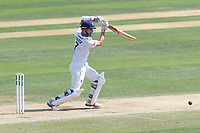 James Foster of Essex hits four runs  during Essex CCC vs Warwickshire CCC, Specsavers County Championship Division 1 Cricket at The Cloudfm County Ground on 20th June 2017