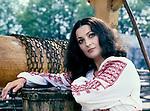 Sylvia Berova - soviet and moldovan theater and film actress. / Сильвия Леонидовна Берова - советская и молдавская актриса театра и кино.