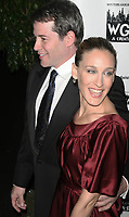 SARAH JESSICA PARKER, MATTHEW BRODERICK 2007<br /> Photo By John Barrett/PHOTOlink.net