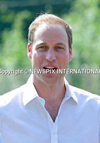 "PRINCE WILLIAM.attends the sports-themed event, to launch the Coach Core programme, a partnership between their Foundation and Greenhouse at Bacon's College, South London_19/07/2012.Mandatory credit photo: ©Dias/NEWSPIX INTERNATIONAL..(Failure to credit will incur a surcharge of 100% of reproduction fees)..                **ALL FEES PAYABLE TO: ""NEWSPIX INTERNATIONAL""**..IMMEDIATE CONFIRMATION OF USAGE REQUIRED:.Newspix International, 31 Chinnery Hill, Bishop's Stortford, ENGLAND CM23 3PS.Tel:+441279 324672  ; Fax: +441279656877.Mobile:  07775681153.e-mail: info@newspixinternational.co.uk"
