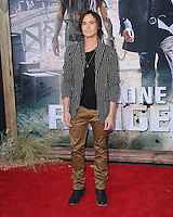 Tyler blackburn at The Disney World Premiere of The Lone Ranger held at at Disney California Adventure in Anaheim, California on June 22,2021                                                                   Copyright 2013 DVSIL / iPhotoLive.com