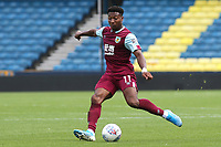 Ali Koiki of Burnley in action during Millwall Under-23 vs Burnley Under-23, Professional Development League Football at The Den on 9th August 2019