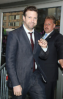 April 21, 2012 Jason Sudeikis, attends the premiere of  Help Wanted Shorts Program -2012 Tribeca Film Festival  at the AMC Loews Village, 66 Third Avenue in New York City. Credit: RW/MediaPunch Inc.