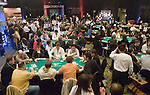 Tournament area/table view