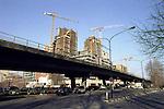 La trasformazione della Città in vista delle Olimpiadi 2006. Corso Mortara.