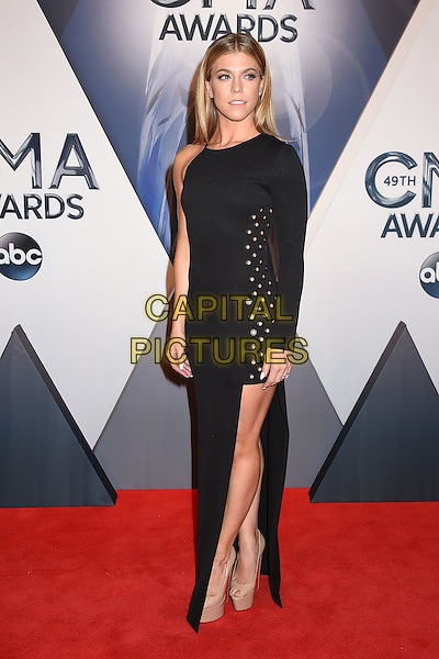 4 November 2015 - Nashville, Tennessee - Kimberly Perry, The Band Perry. 49th CMA Awards, Country Music's Biggest Night, held at Bridgestone Arena. <br /> CAP/ADM/LF<br /> &copy;LF/ADM/Capital Pictures