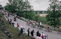 breakaway group<br /> <br /> stage 13 Ferrara - Nervesa della Battaglia (180km)<br /> 101th Giro d'Italia 2018