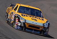 Apr 19, 2007; Avondale, AZ, USA; Nascar Nextel Cup Series driver Matt Kenseth (17) during practice for the Subway Fresh Fit 500 at Phoenix International Raceway. Mandatory Credit: Mark J. Rebilas