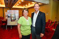 Barbara Bush Houston Literacy Foundation Press Conference at The Hobby Center