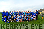 Kerins O'Rahilly's who defated Ballymacelligott in the Coiste Tra-Lí Lee Strand Senior Football Championship Final at Austin Stacks Connolly Park,Tralee on Sunday