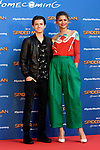 Europe Photo-Calls.<br /> Sipider-man: Homecoming.<br /> Tom Holland &amp; Zendaya.