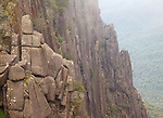 wall of The Gorge, Mount Buffalo National Park, Victoria, Australia