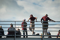 Baseball fans Super Bulldog Weekend - Baseball vs. Texas A&amp;M.<br />  (photo by Megan Bean / &copy; Mississippi State University)