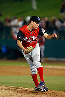 Daniel Duffy ---  At the annual California League-Carolina League all-star game at the Diamond in Lake Elsinore, CA - 06/23/2009. The game was won by the California League, 2-1, on a walk-off homerun by Lancaster's Jon Gaston..Photo by:  Bill Mitchell/Four Seam Images