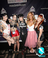 Draven Star, Leigh Raven, Nikki Hearts, Cherie DeVille, Penny Pax at AVN Expo, <br /> Hard Rock Hotel, <br /> Las Vegas, NV, Wednesday January 18, 2017.