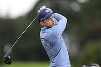 Keith Egan (Carton House) during the final round at the Mullingar Scratch Trophy, the final event in the Bridgestone order of merit Mullingar Golf Club, Mullingar, West Meath, Ireland. 11/08/2019.<br /> Picture Fran Caffrey / Golffile.ie<br /> <br /> All photo usage must carry mandatory copyright credit (© Golffile | Fran Caffrey)