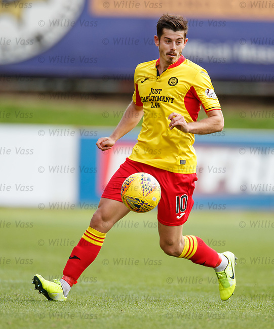 Alex Jones, Partick Thistle
