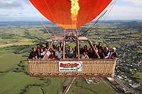 10 November 2017 - Hot Air Balloon Gold Coast & Brisbane