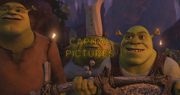 SHREK (Mike Myers) .in Shrek Forever After.*Filmstill - Editorial Use Only*.CAP/FB.Supplied by Capital Pictures.
