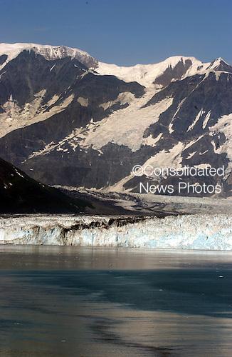 Hubbard Glacier, Alaska, August 4, 2004