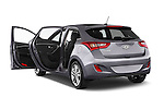 Car images close up view of 2015 Hyundai I30 Joy 5 Door Hatchback doors