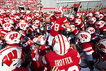 2014 NCAA Football: South Florida at Wisconsin