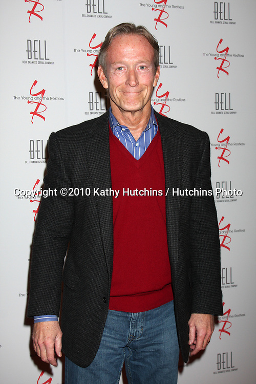 Ted Shackelford.arrivng at The Young & The Restless 37th Anniversary Dinner.Via Allorro.Beverly Hills, CA.March 9, 2010.©2010 Kathy Hutchins / Hutchins Photo....