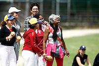 Tournoi des Ambassades - Federation Francaise de Baseball Softball et Cricket, Stade Pershing, Vincennes, France.