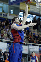 FC Barcelona Regal's Marko Todorovic during Liga Endesa ACB match.November 18,2012. (ALTERPHOTOS/Acero) /NortePhoto