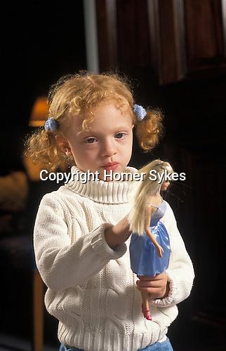 Anna ( 3yrs old ) Ermakowa. London, England. Love child of Boris Becker. 2003