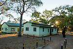 Park buildings, Kafue National Park, Zambia