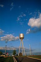 Water tower, Ft. Leonardwood, Missouri.