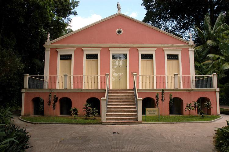 Museu Paraense Emílio Goeldi Belém, Pará, Brasil.10/01/2002.Foto Paulo Santos