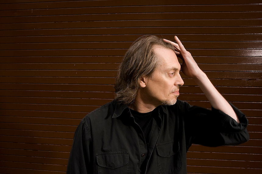 Actor Steve Buscemi introduced his movie 'Interview,' as the Seattle International Film Festival (SIFF) ends in Seattle, WA.