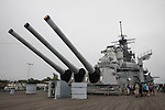The USS Missouri, Pearl Harbor