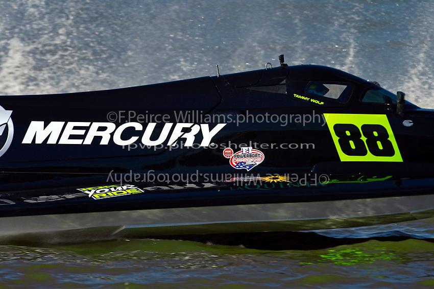 Tammy Wolf (#88)           (Formula 1/F1/Champ class)