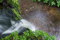 Scott Falls near Munising Michigan in the Upper Peninsula.