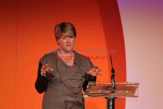 Penguin Conference 2012.Clare Balding.09.02.12.©Steve Pope