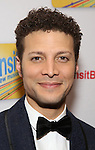 Justin Guarini attends the Broadway Opening Night Performance Press Reception for  'In Transit' at Circle in the Square Theatre on December 11, 2016 in New York City.