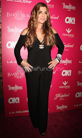 NEW YORK, NY - JUNE1: Siggy Flicker attends OK Magazine's So Sexy NY at Tao Downtown in New York, New York on June 1, 2016.  Photo Credit: Rainmaker Photo/MediaPunch