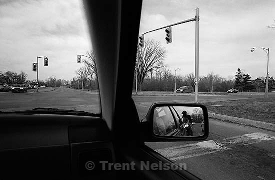 Driving around<br />