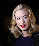 Yvonne Strahovski attending the Broadway Opening Night After Party for The Lincoln Center Theater Production of 'Golden Boy' at the Millennium Broadway in New York City on December 6, 2012