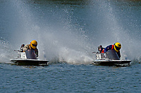 40-M, 20-M       (Outboard hydroplanes)