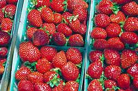 Fresh Strawberry's Farmers Market