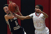 Rochester Hills Stoney Creek at Southfield Lathrup, Girls Varsity Basketball, 2/19/15