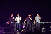 98 Degrees performs during The Package Tour 2013, BB&T Center, Sunrise, FL, June 22, 2013